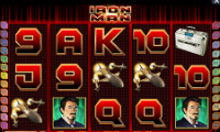 Iron Man Online Slot