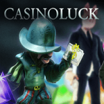 Casino Luck - 50 Free Spins and £50 Bonus