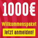 200 Freispiele und 1.000 € Bonus im Spinit