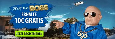 BGO Gratis Willkommens Bonus