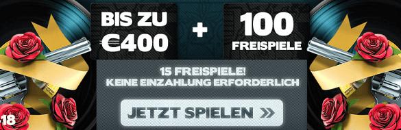 Energy Casino DE Freispiele Bonus