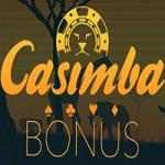 Casimba Casino Welcome Bonus