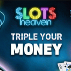 Slots Heaven - 200 Bonus Spins on Age of the Gods