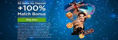 CasinoCom UK Bonus